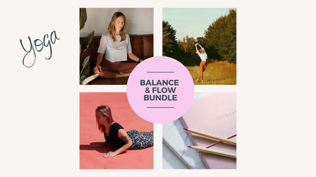 Balance & flow bundle