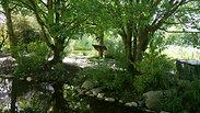 Pré-visite pour cet été aux Jardins