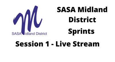 SASA Midland District Sprints 2021 - Session 1