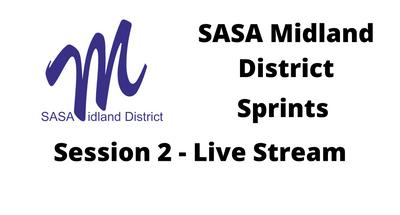 SASA Midland District Sprints 2021 - Session 2