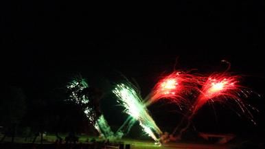 Geburtstagsfeuerwerk (Kategorie F4)