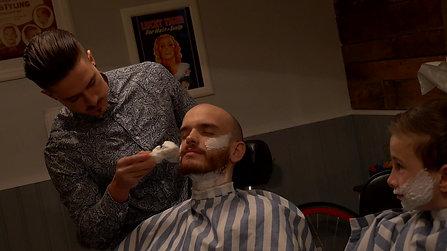 Barber Shop - Wenn der Vater mit dem Sohne