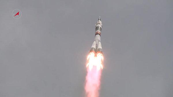 Soyuz MS-04 launch April 20 2017