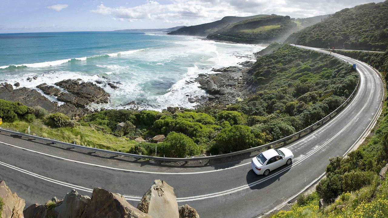 Great Ocean Road Bike Tour