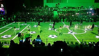 Show Opening Juegos BAL - GNP Seguros