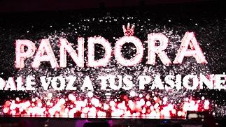 Show PANDORA - SMC 2019