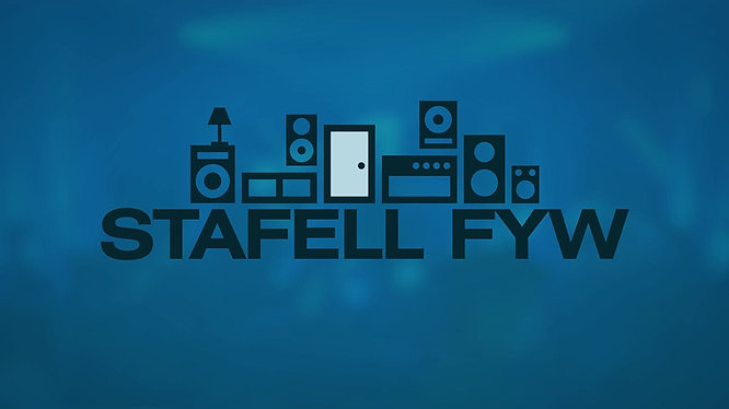 Stafell Fyw // TV Series // Director, Editor and Camera Operator