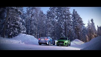 Trailer: Audi RS Q3