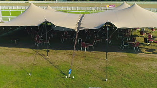 21m x 15m at Royal Windsor Racecourse
