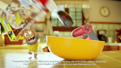 Flakes Epic Gamer 5