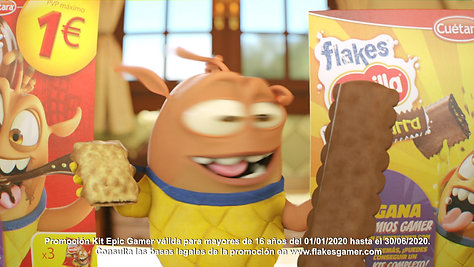 Flakes Epic Gamer 10