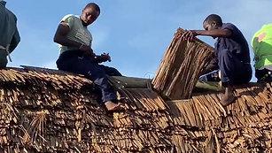makuti grass roofing