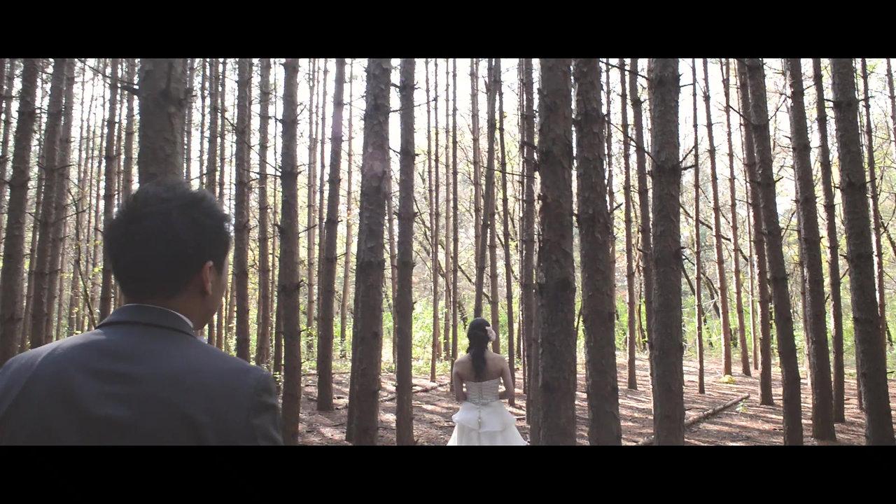 Jada & Luke's Wedding Video / The Country Club, Woodbridge