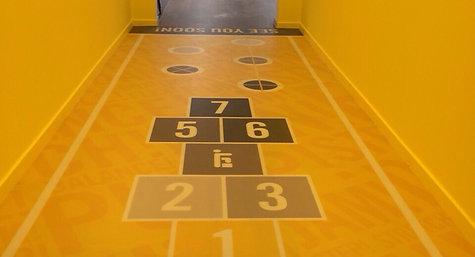 Wallart Floor Graphics