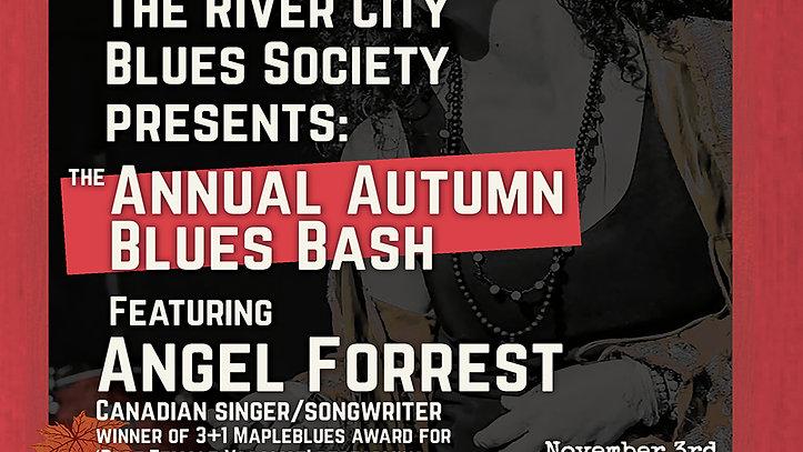 4th Annual Autumn Blues Bash