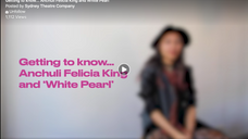 Getting to know...Anchuli Felicia King and White Pearl