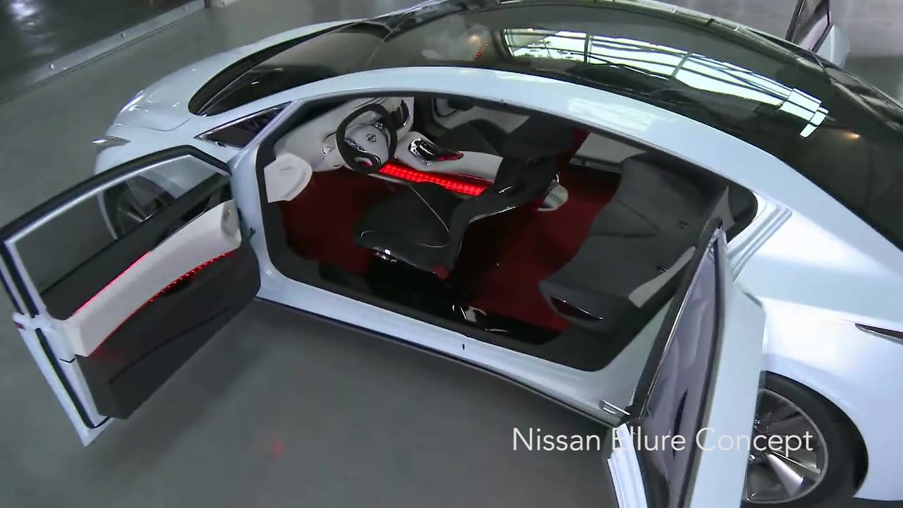 Ellure Concept Car