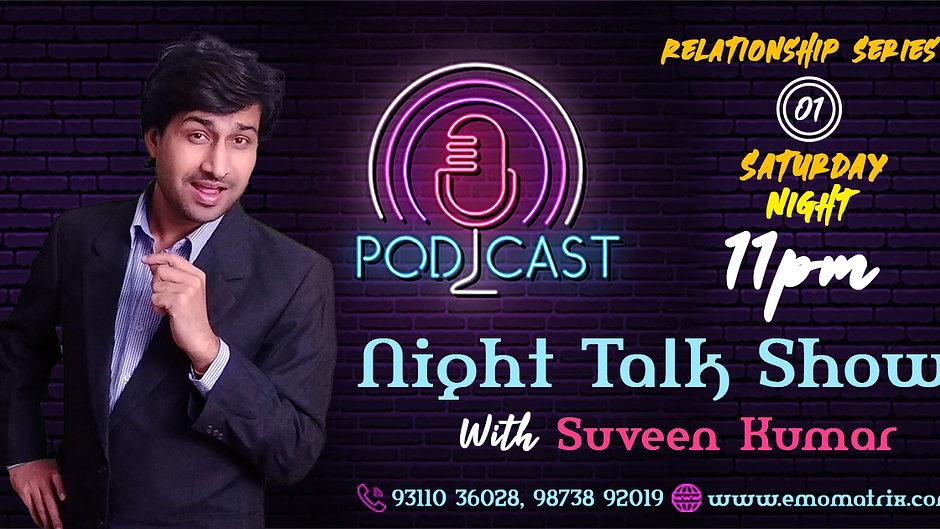 NIGHT TALK SHOW