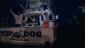 Top Dog 2019 Big Rock Blue Marlin Winners