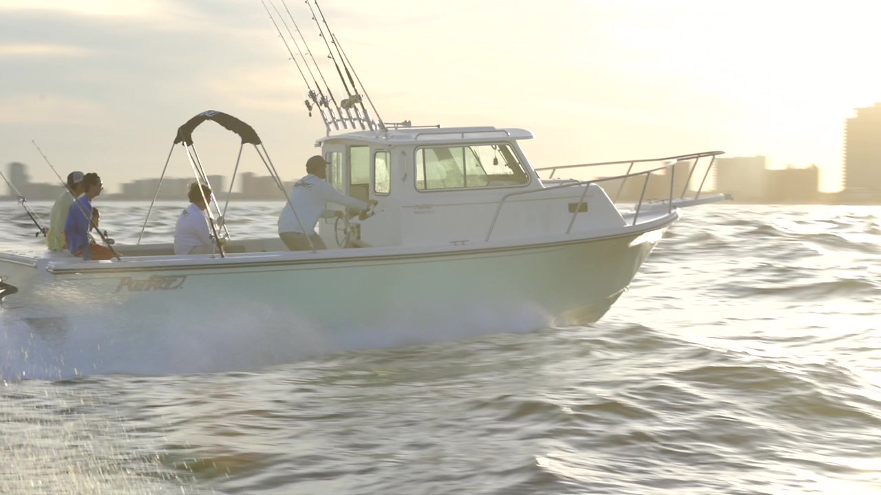 Parker Boats Channel