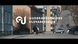 Reklamefilm - Gudbrandsdalens Uldvarefabrik