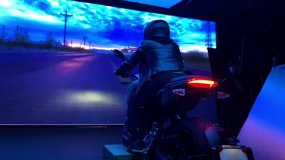 ZERO_SR/F Motorcycle BTS