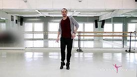 Jazzdance mit Ivan