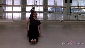 Tänzerische Früherziehung mit Julie