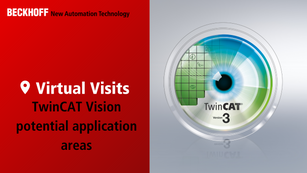 TwinCAT 3 Vision: Potential Application Areas