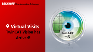 TwinCAT Vision has arrived!
