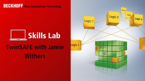TwinSAFE with Jamie Withers