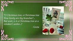 Student Christmas Card