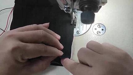 (B)Gloves -Heating Element Installation手套加热片安装