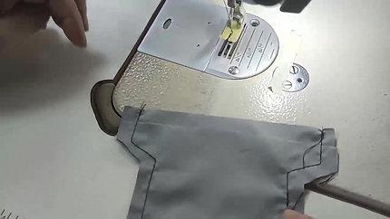 (D) Gloves 7V- Input Plug Installation-1 安装输入插头