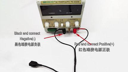 (F) Testing after installation测试方法