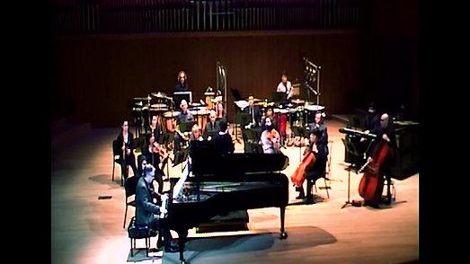 A. Ginastera: Concerto no 2 pour piano et orchestre, extrait