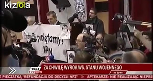 Adam Slomka - a silhouette of a well-known Polish anti-totalitarian activist! [DownTube.pl]
