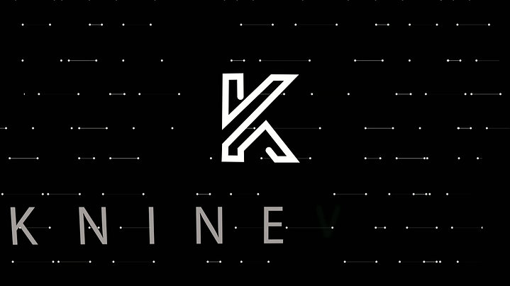 Logo animation for KNine Vox