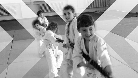 Judo à partir de 4 ans