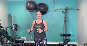 Biceps, Triceps, and Shoulders