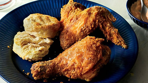 Virtual Cooking Class - Southern Cuisine