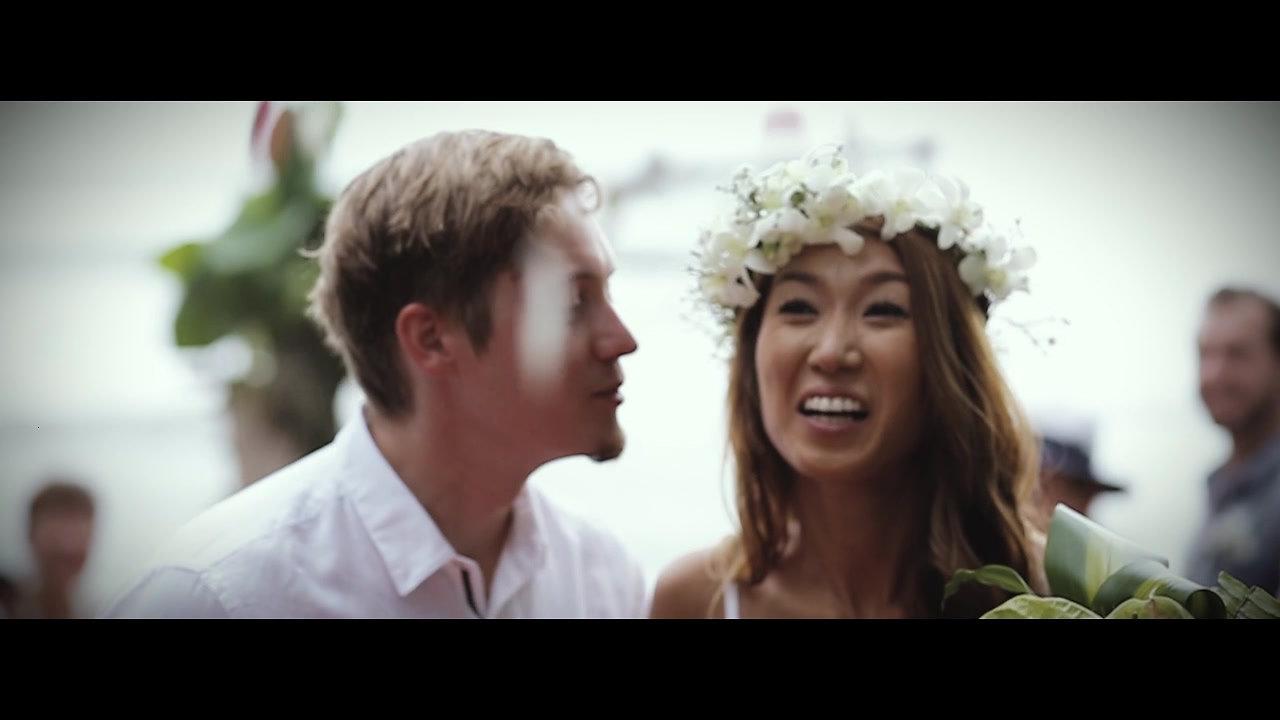 Patrick + Megumi Weddings at Villa
