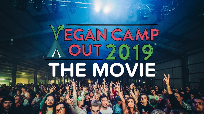 Vegan Camp Out 2019: The Movie