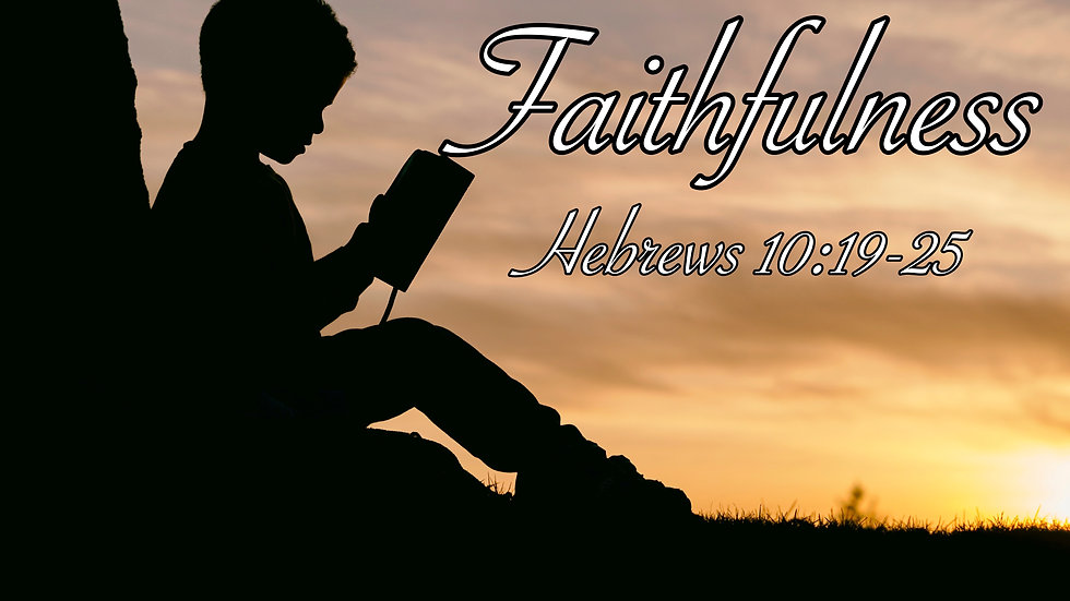 Faithfulness