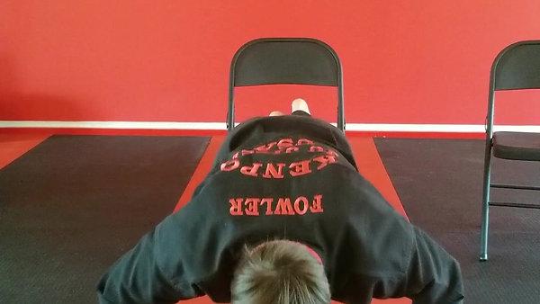 Strength Training: The Push-Up Challenge 04