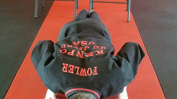 Strength Training: The Push-Up Challenge 03