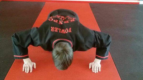 Strength Training: The Push-Up Challenge 05