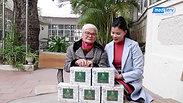 Cụ Quỳnh Ngọc nhận xét về Dinh dưỡng xanh 100 tuổi