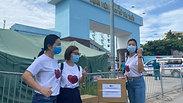 Tặng 4000 gói Dinh dưỡng xanh 100 tuổi Nhật Bản cho y bác sĩ bệnh viện K