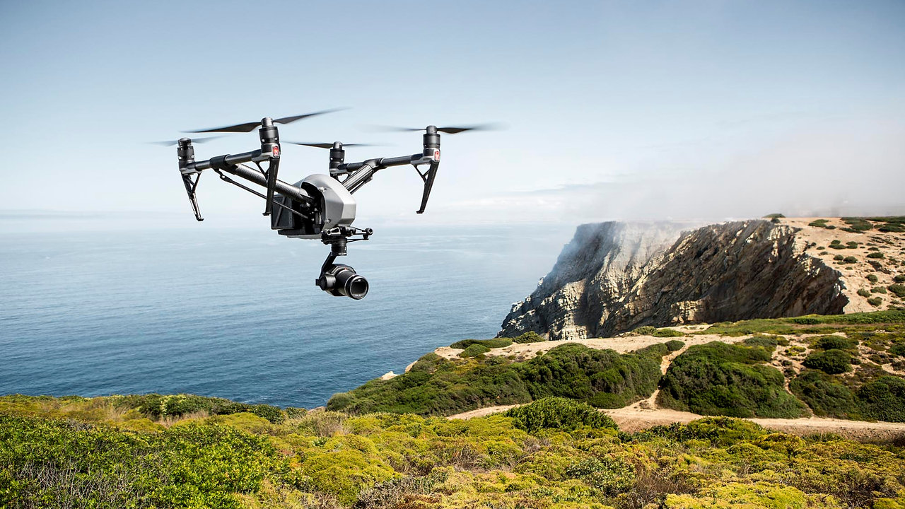 Showreel Drone DMS